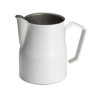 White Milk Jug 350ml