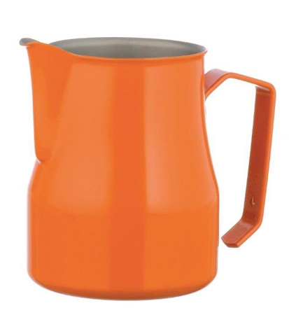 Orange Milk Jug 350ml