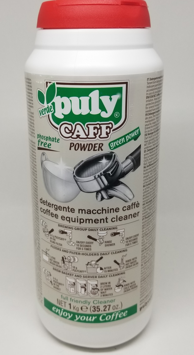 Puly Caff Green 1 kg